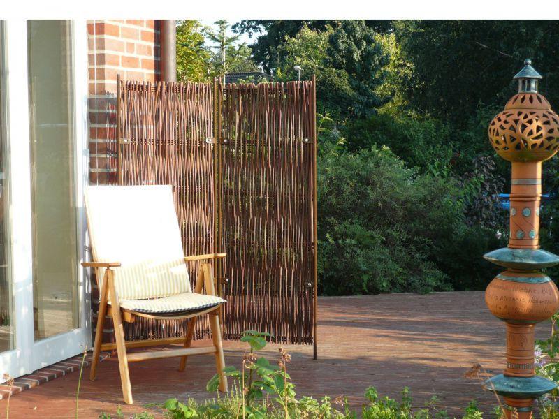 Paravents Für Den Garten  Paravents für den Balkon