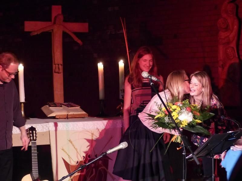 Patricia Kelly Hochzeit