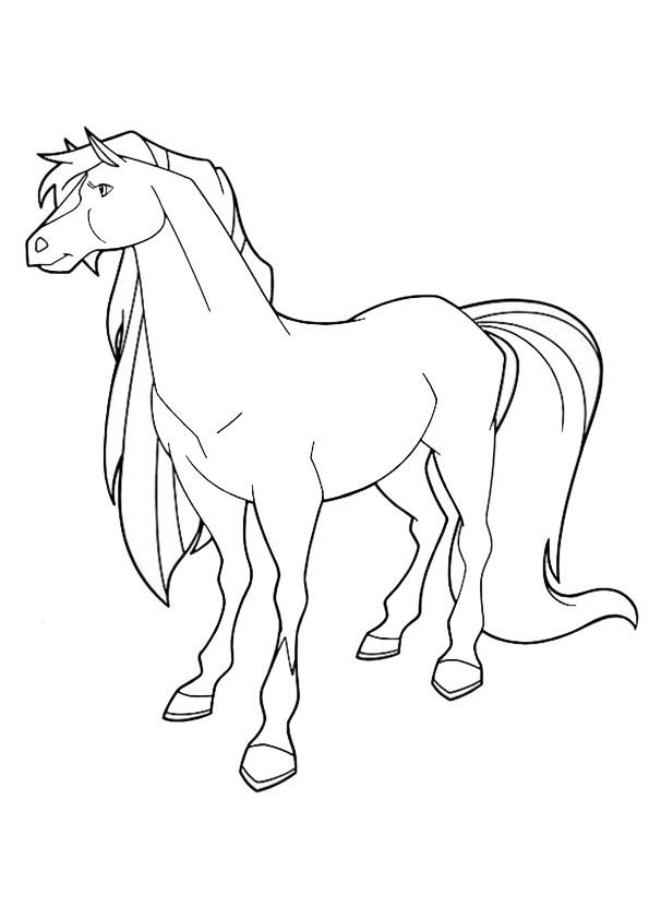 20 ideen für pferde ausmalbilder horseland - beste