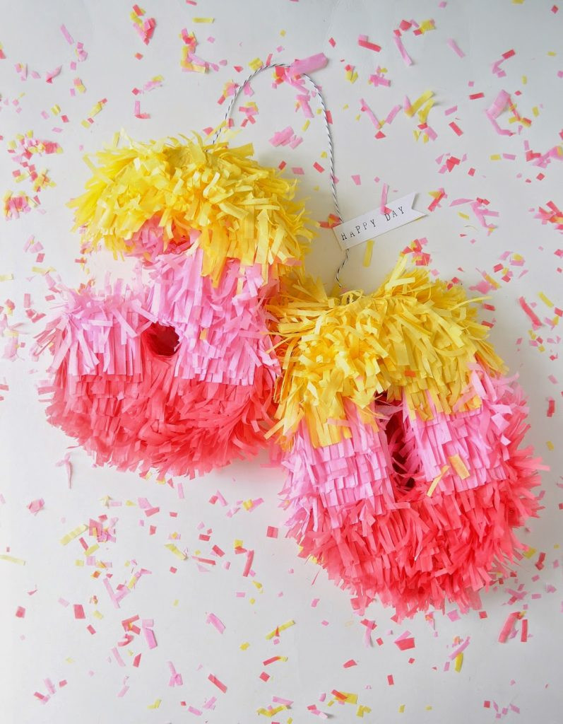 Pinata Diy  DIY Piñatas For Every Occasion