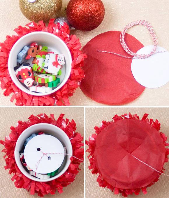 Pinata Diy  DIY Piñata Advent Calendar