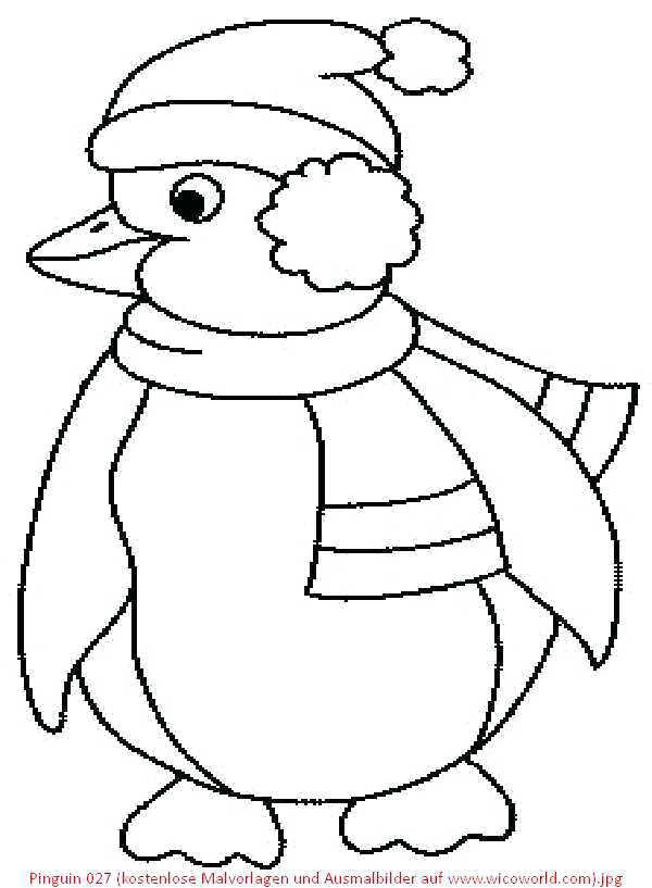 die besten pinguin ausmalbilder  beste wohnkultur