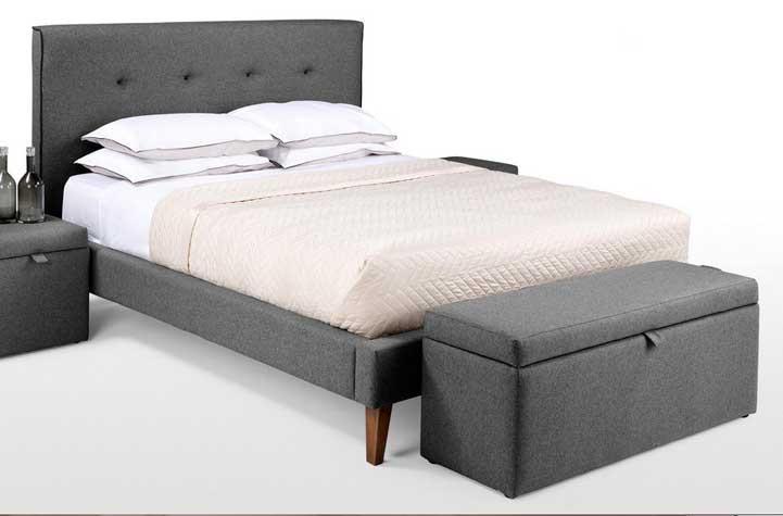Polsterbett 1 40x2 00  Schönheit Bett 1 40x2 00 140x200 Vega