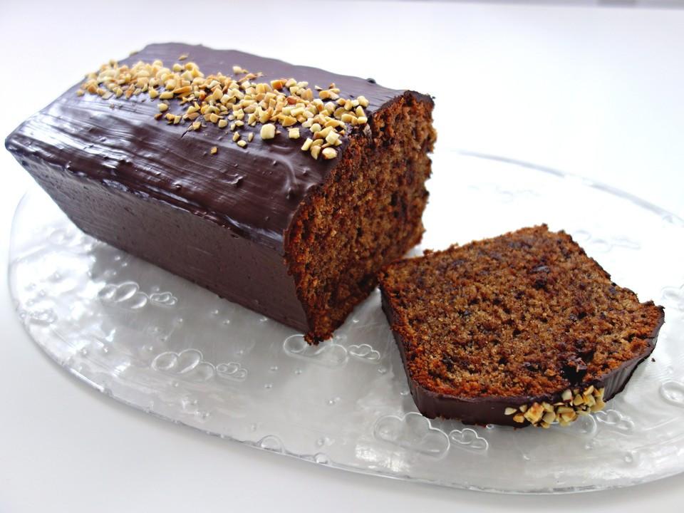 Portugiesischer Kuchen  Schokoladen Nusskuchen von AFRED1