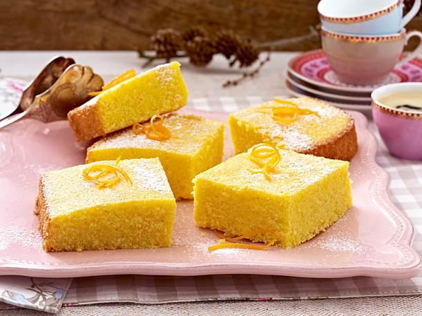 Portugiesischer Kuchen  Kuchenrezepte für Backwaren Jünger LECKER