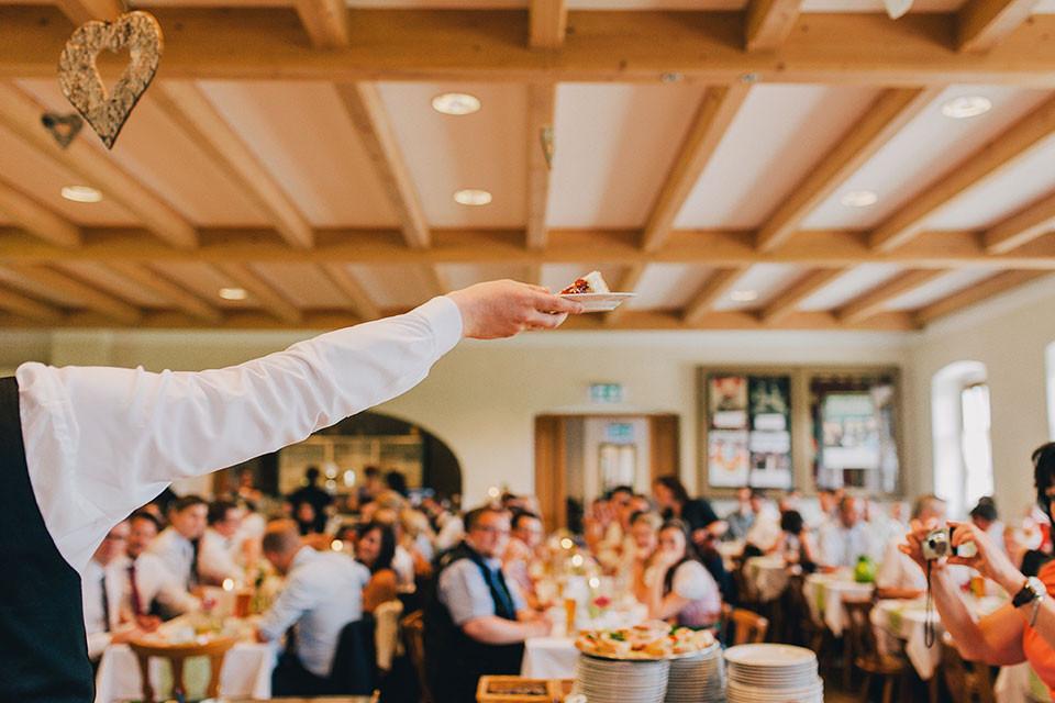 Programm Landshuter Hochzeit 2019  Wirtshaus Neurandsberg Gasthof Restaurant Festsaal Bühne
