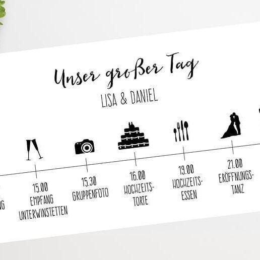 Programm Landshuter Hochzeit 2019  Die 5 wichtigsten Tipps für Zeitplanung am Tag der