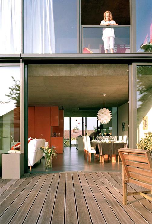 Schiebetür Terrasse  Schiebetür zur Terrasse Bild 3 [SCHÖNER WOHNEN]