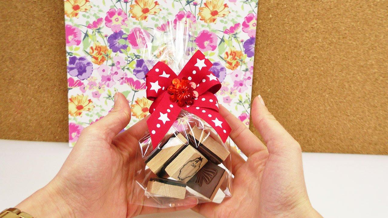 Schnelle Geschenke Selber Machen  Schleife für Geschenke selber machen