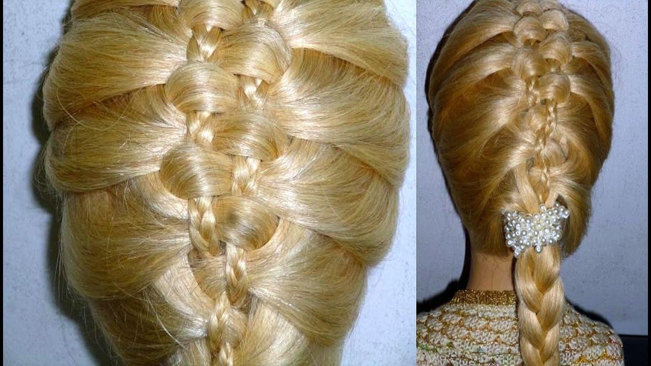 Schöne Einfache Frisuren  Einfache& schöne Frisuren für ANFÄNGER Flechtfrisuren für