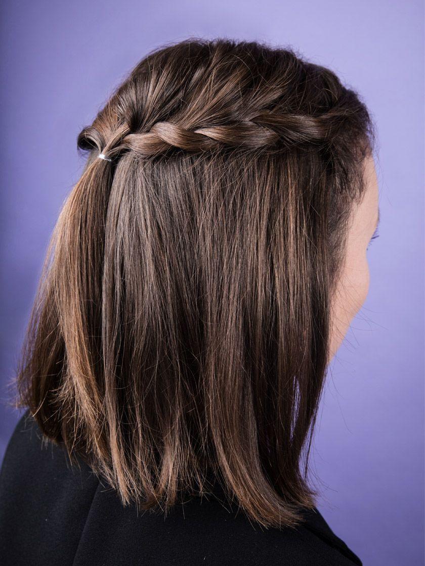 Schöne Einfache Frisuren  Schnelle Frisuren Schöne & einfache Frisuren