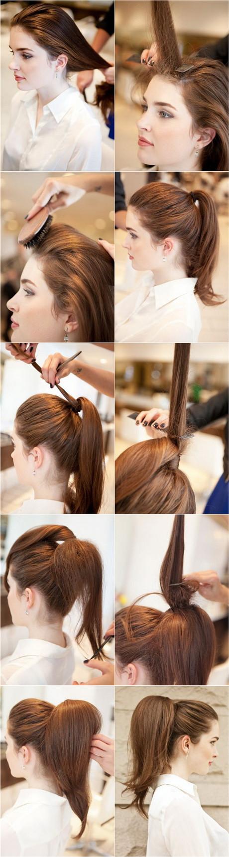 Schöne Einfache Frisuren  Schöne einfache frisuren für lange haare