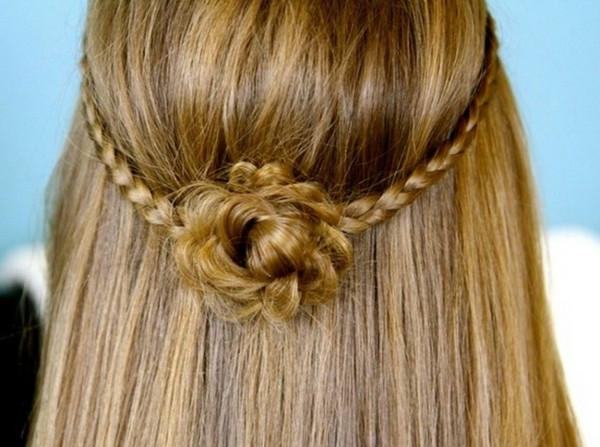 Schöne Einfache Frisuren  Einfache Frisuren 80 originelle Modelle Archzine