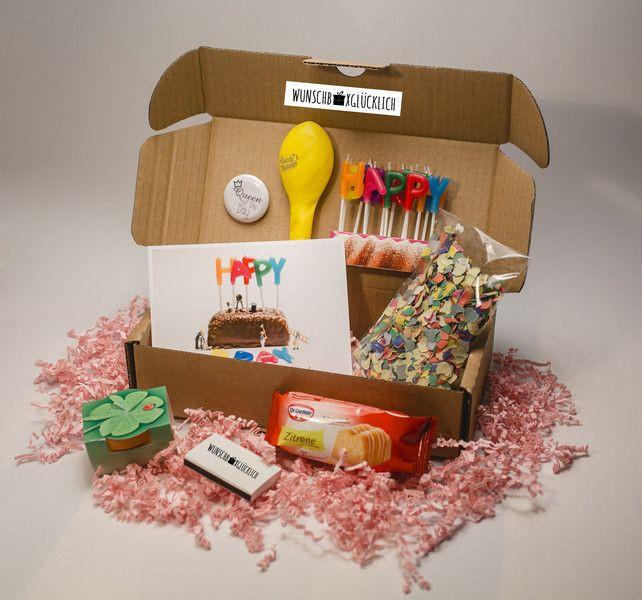 Schöne Geschenke Für Frauen  Geschenke für Frauen GlückwunschBox für SIE Grösse S