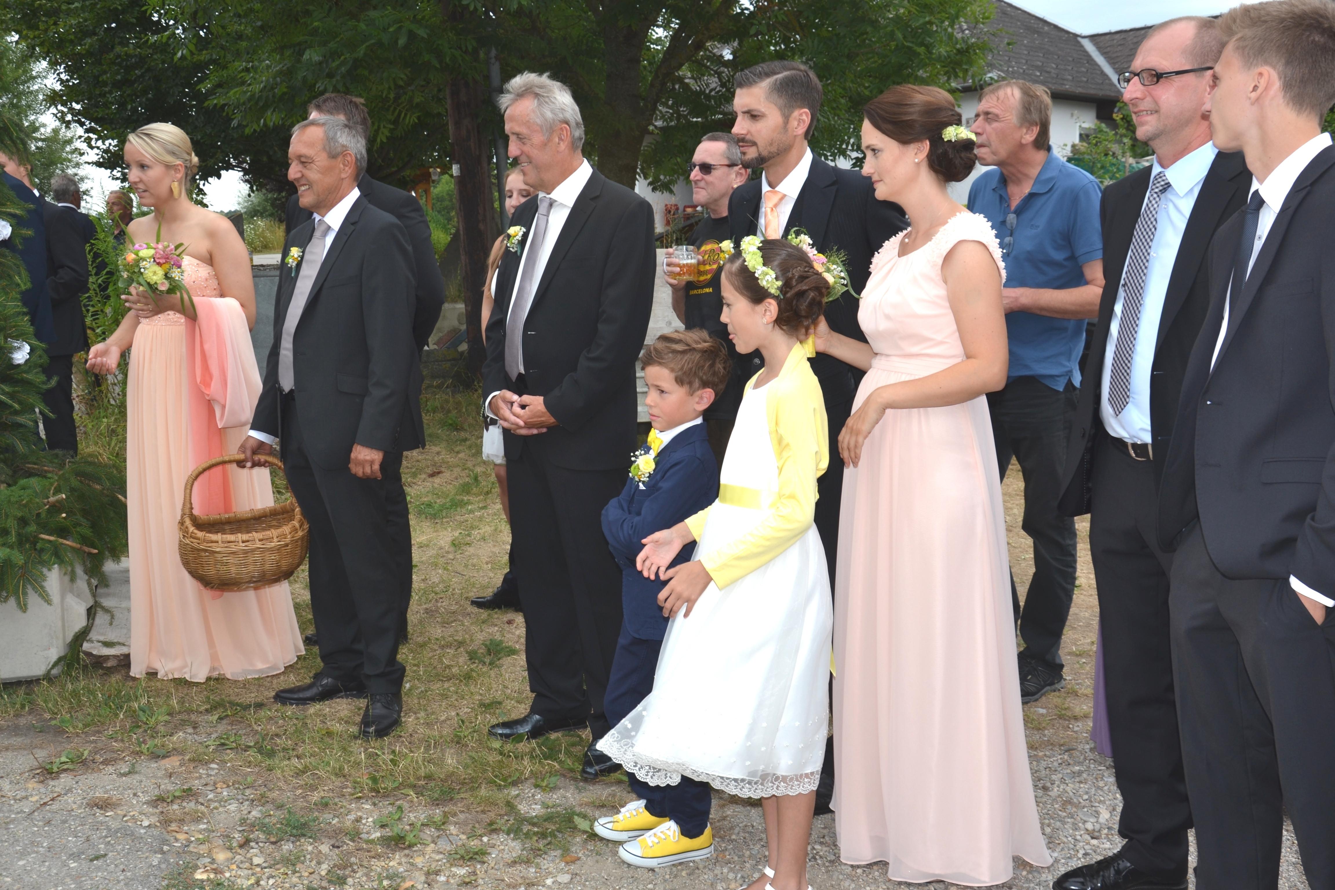Schöne Hochzeit  Eine traumhaft schöne Hochzeit in Mauthausen Perg