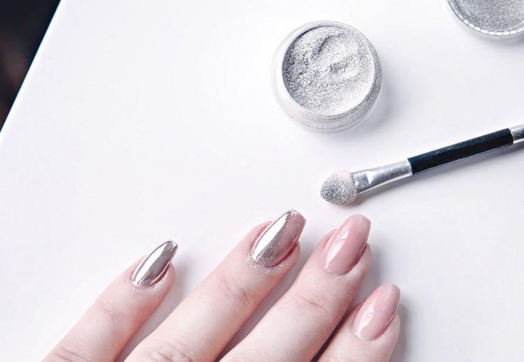 Schöne Nageldesigns Zum Selber Machen  Schöne Nageldesigns und aktuelle Nagellack Trends Glass