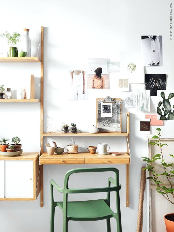 Schreibtisch Skandinavisch  Ikea Schreibtisch Regal Für Schreibtisch Weiß Holz