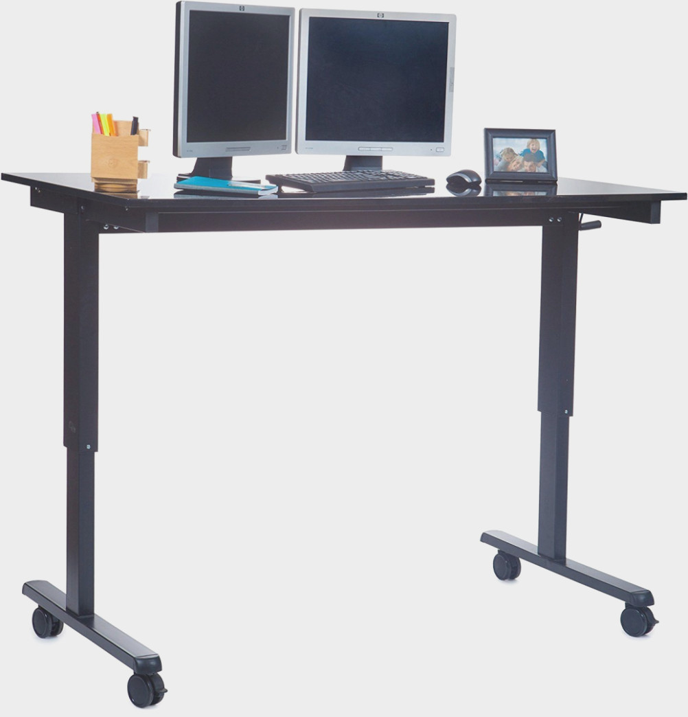 Schreibtisch Skandinavisch  Schreibtisch Test Und Schreibtisch Höhe Schreibtisch