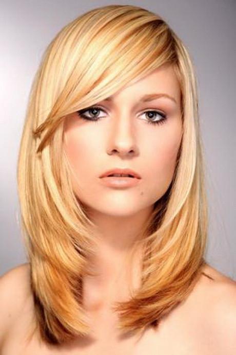 Schulterlanges Haar Frisuren  Frisuren schulterlanges haar gestuft