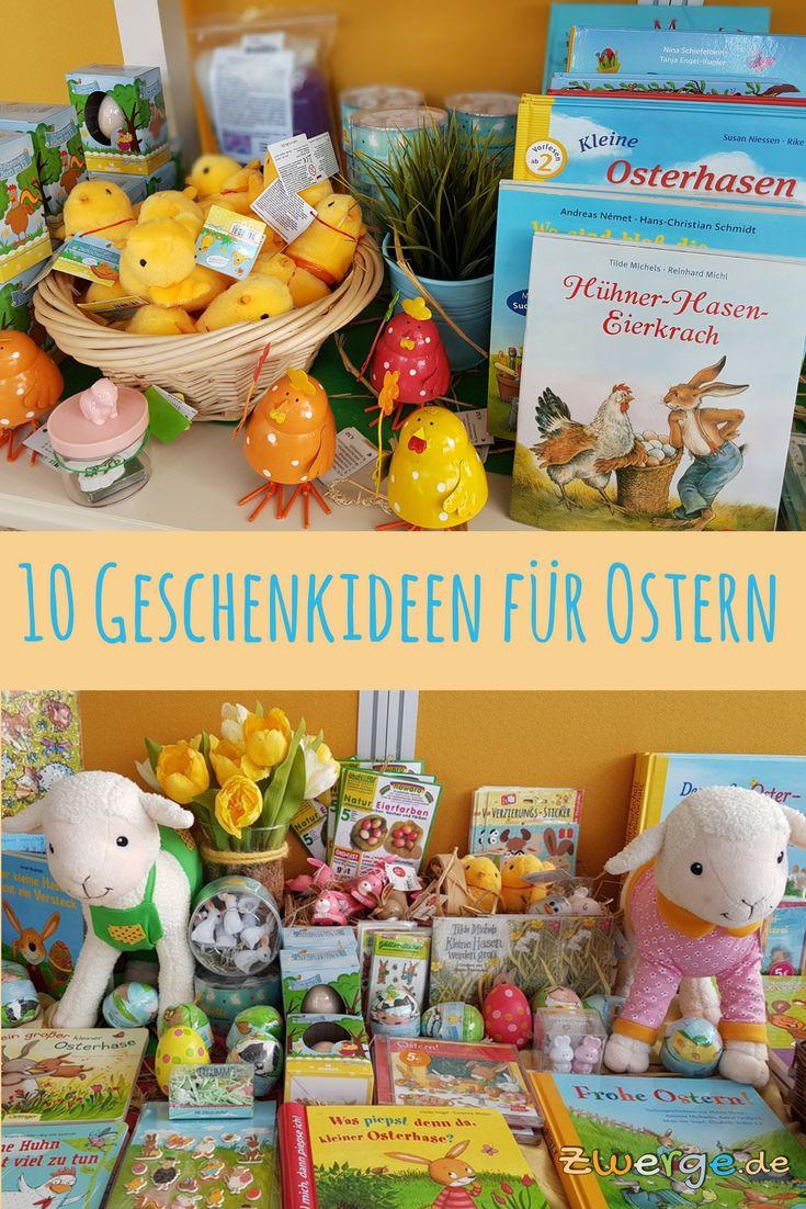Sinnvolle Geschenke  10 sinnvolle Geschenke für Ostern