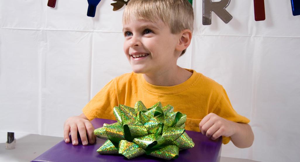 Sinnvolle Geschenke  Der fünfte Geburtstag Sinnvolle Geschenke BabyCenter