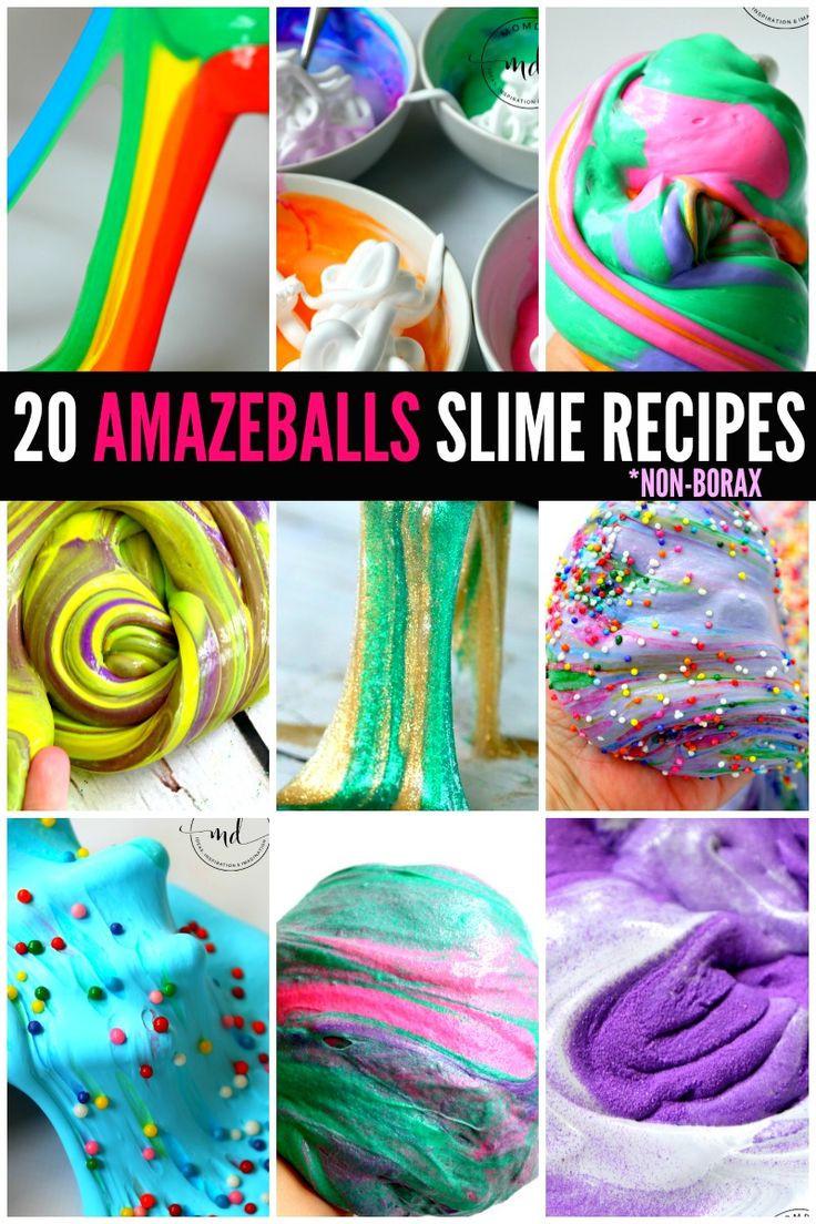 Slime Diy  Best 25 Diy Slime ideas on Pinterest