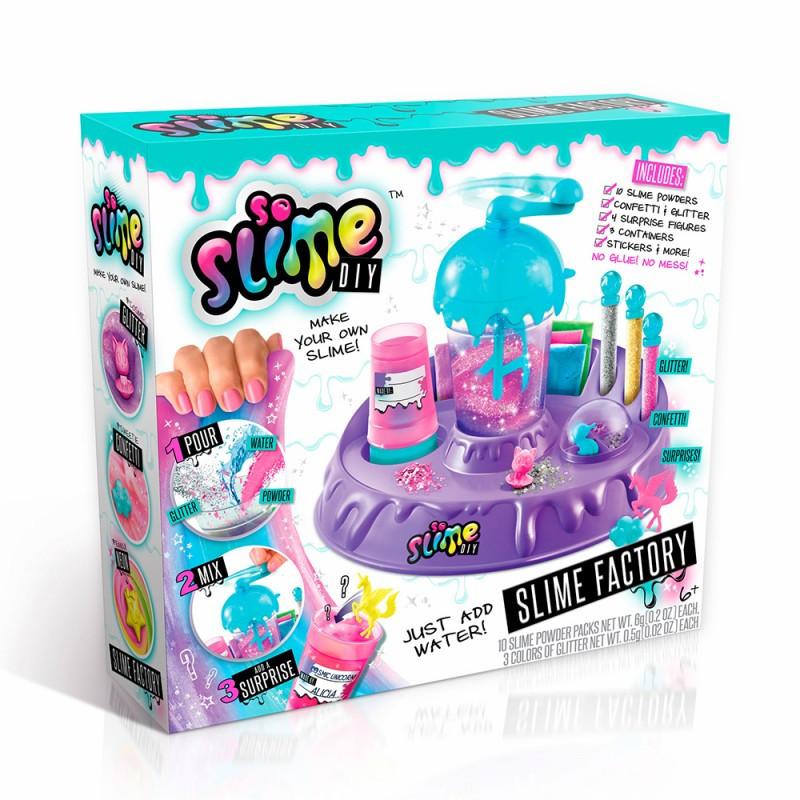 Slime Diy  Slime DIY™ 3640 Slime Factory Danawares Planète Jeux
