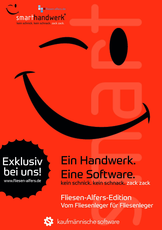 Smart Handwerk  smarthandwerk Fliesen Alfers Edition exklusiv bei uns