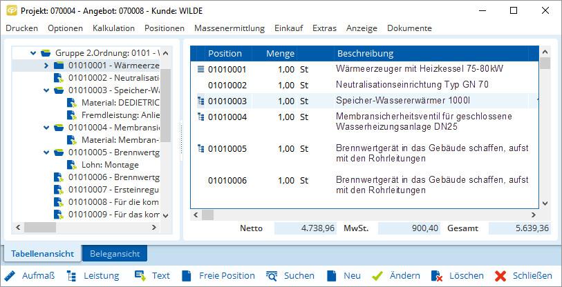 Software Handwerk  TAIFUN Handwerk Müller Software & Service GmbH