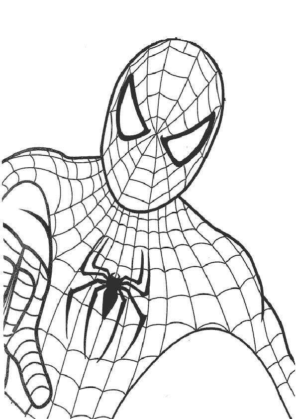 Top 20 Spiderman Malvorlagen Beste Wohnkultur Bastelideen