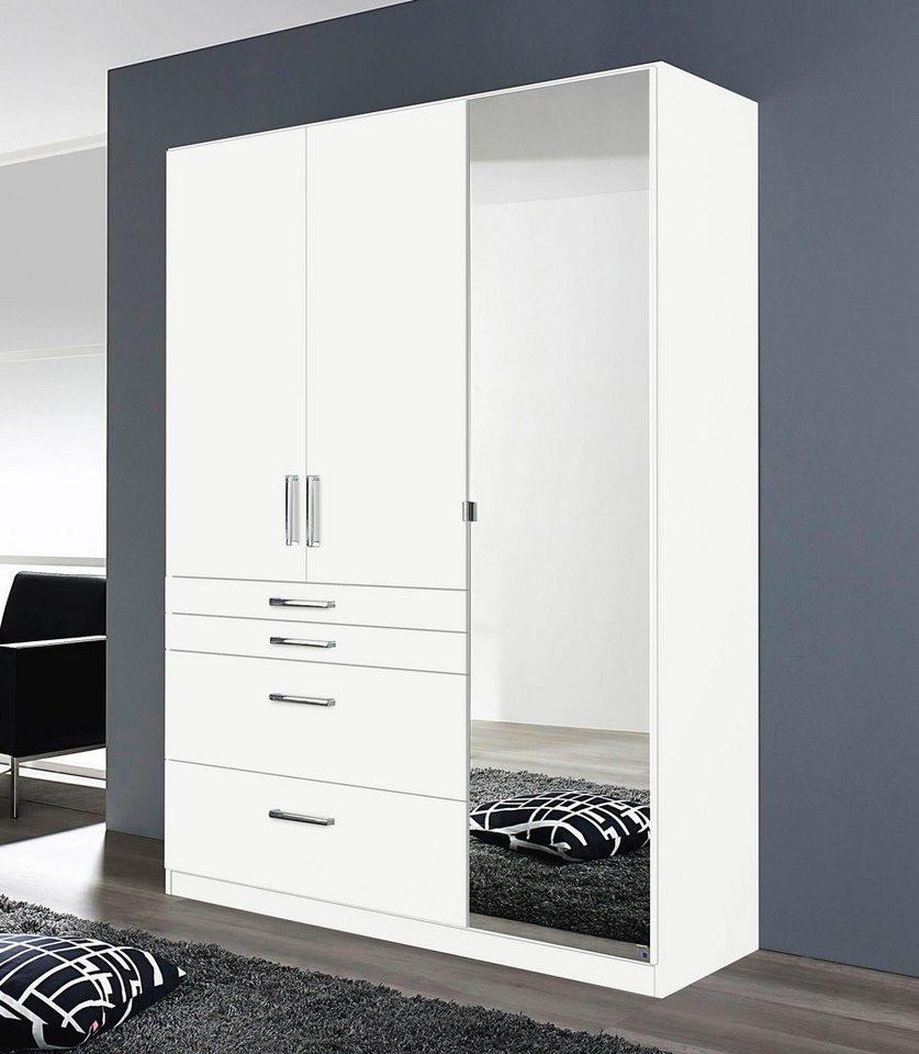 Spiegel Kaufen  rauch PACK S Kleiderschrank mit Spiegel kaufen
