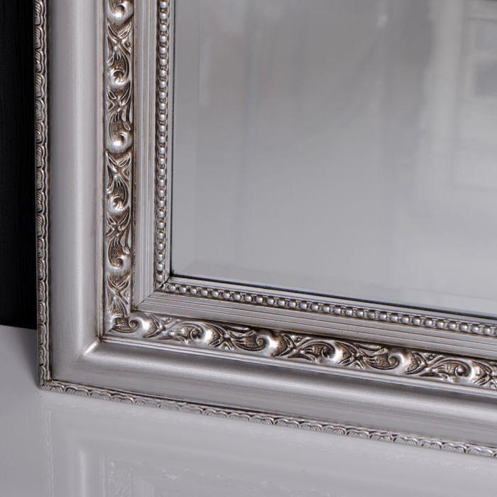 Spiegel Kaufen  Barockspiegel online kaufen Spiegel Barock Silber Antik