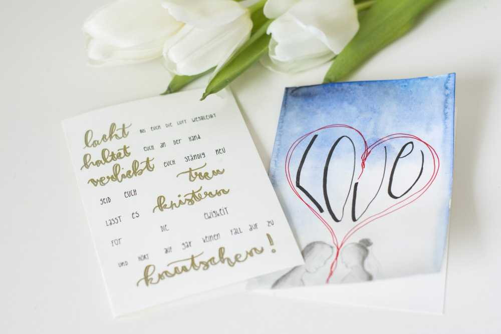 Sprüche Hochzeit Karte  Standesamtliche Trauung Sprüche