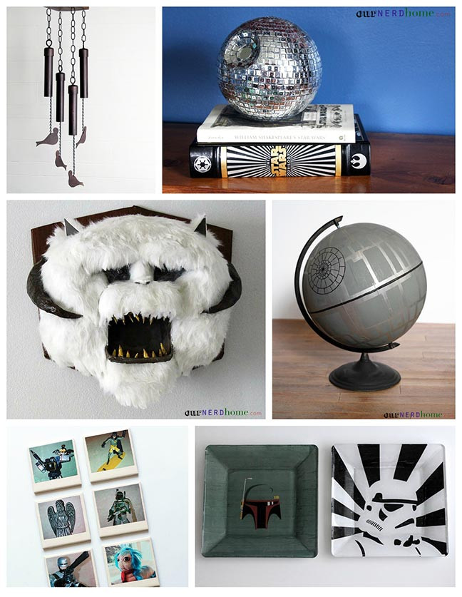 Star Wars Diy  Make some DIY Star Wars Projects Our Nerd Home
