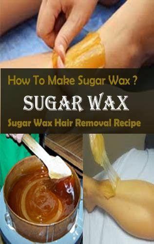 Sugaring Paste Diy  How To Make Sugar Wax At Home improve skin