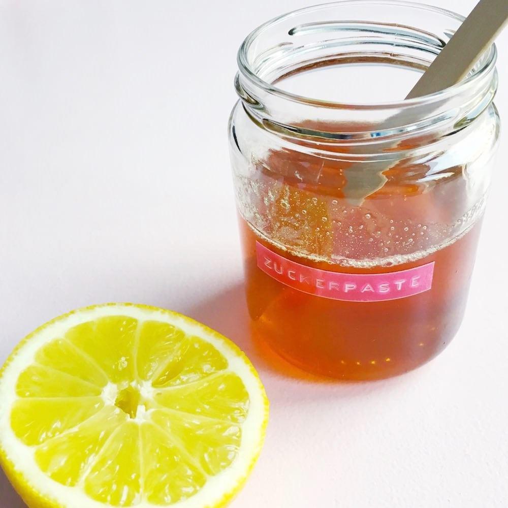 Sugaring Paste Diy  DIY Sugaring Zuckerpaste selbermachen I LOVE SPA