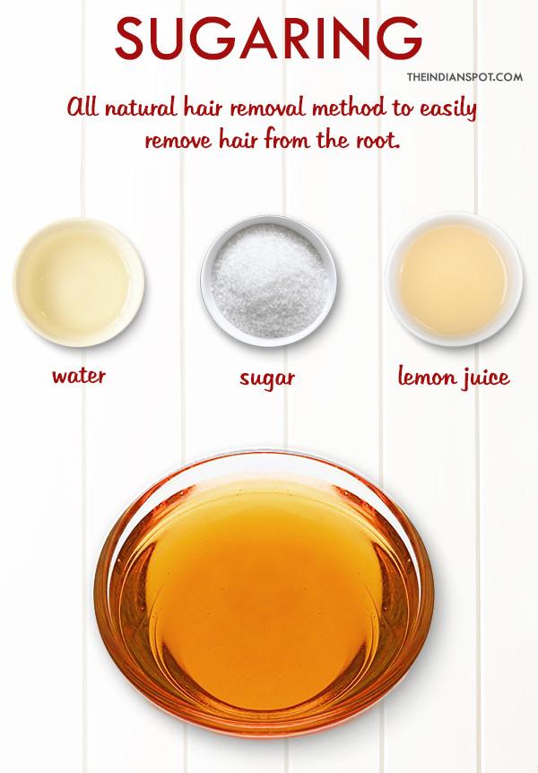 Sugaring Paste Diy  Sugaring Sugar Wax Hair Removal at home THE INDIAN SPOT