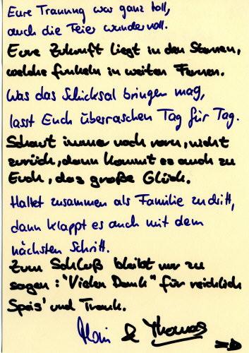 Text Gästebuch Hochzeit  Texte Fur Hochzeit