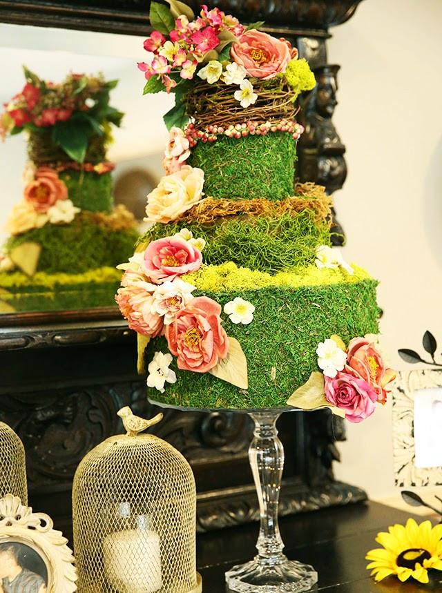 Theme Diy  My DIY Garden Themed Bridal Shower