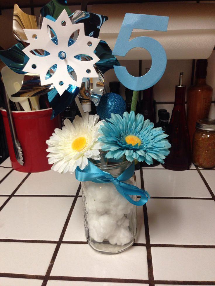 Theme Diy  Disney Frozen Theme DIY decorations or table