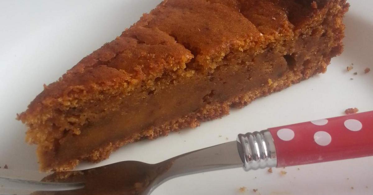 Vegan Kuchen  Apfel Möhren Kuchen vegan von HarleyQuinn Ein Thermomix
