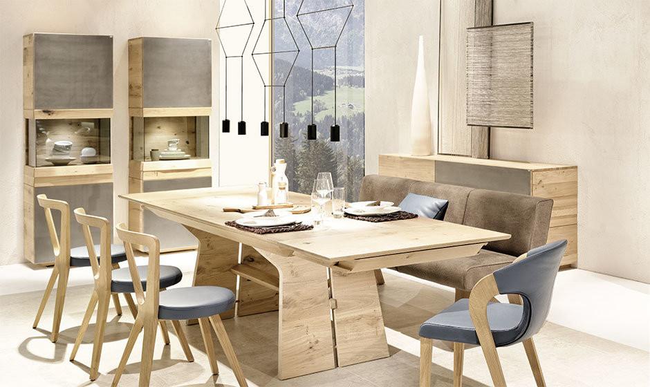 Voglauer Esstisch  Esstische von Voglauer qualitativ hochwertige Tische