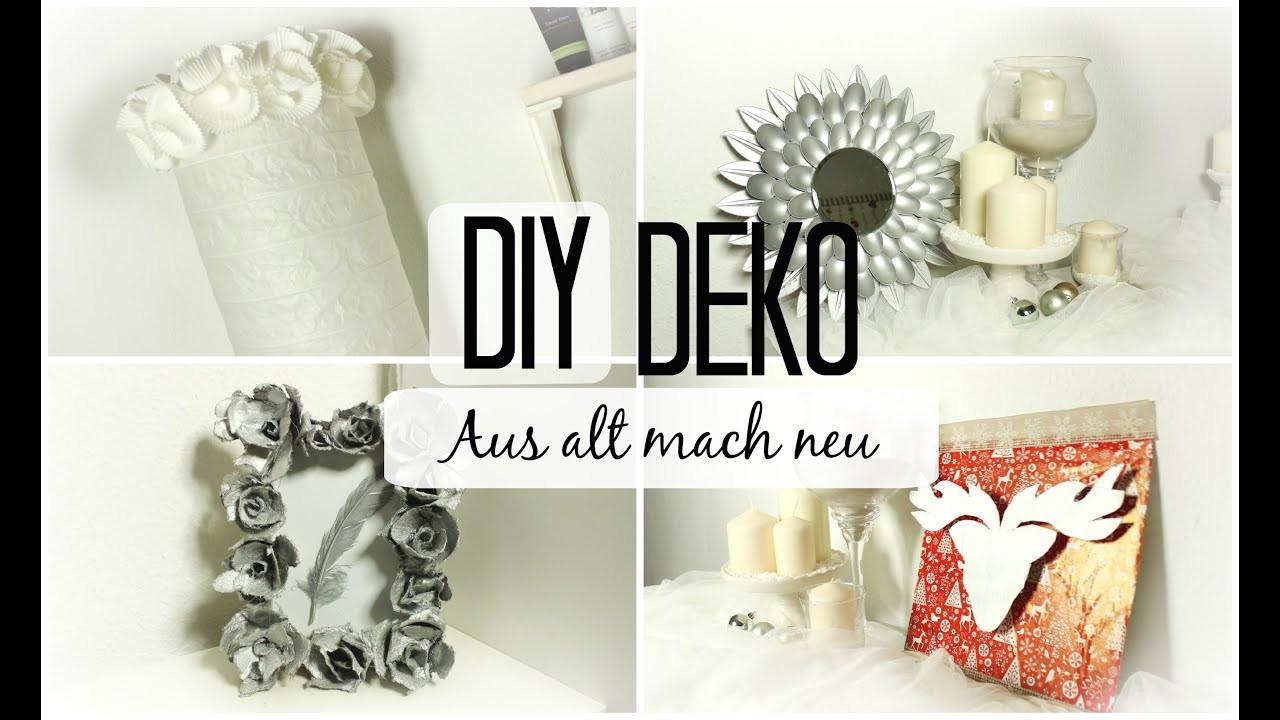 Weihnachts Diy  DIY Dekoration I Raumgestaltung oder Geschenkidee für