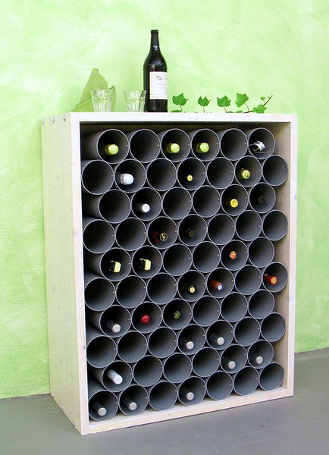 Weinregal Diy  Die besten 25 Weinkeller Ideen auf Pinterest