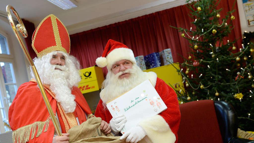 Wer Bringt Die Geschenke In Spanien?  Friedrichshafen Nikolaus Weihnachtsmann oder Christkind