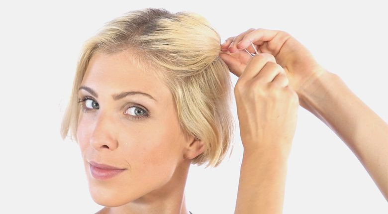 Wiesn Frisuren Kurze Haare  Oktoberfest Frisuren Dirndl Frisuren für kurze und lange