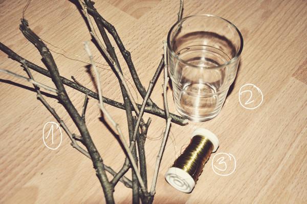 Windlicht Diy  Windlicht DIY – Traumschleife