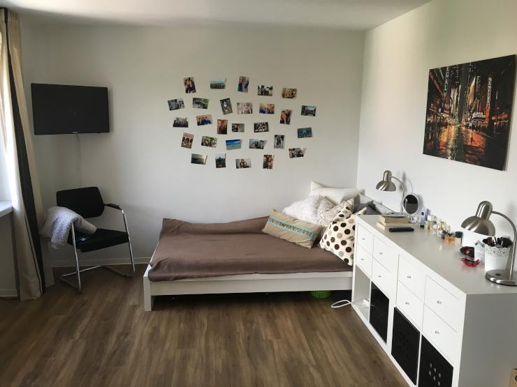 Wohnung Göttingen  Uni nahe möblierte 1 Zimmer Wohnung in Göttingen Weende