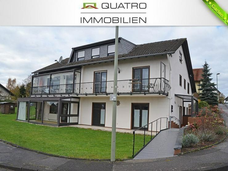 Wohnung Mit Garten Mieten  3 Z Garten Wohnung mit Wintergarten und Garage in
