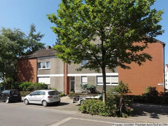 Wohnung Mit Garten Mieten  Gepflegte Wohnung mit Garten in Recklinghausen Hillen